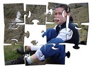 puzzle of self